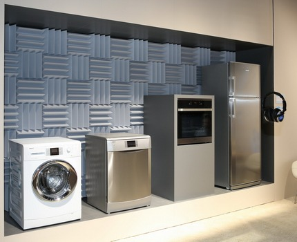 beko ifa 2012. Black Bedroom Furniture Sets. Home Design Ideas