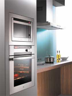 ... микроволновая печь и духовка (Teka