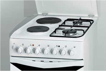 электрическая плита Indesit инструкция духовка - фото 8