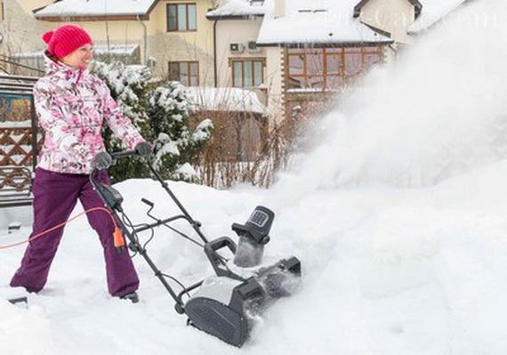 Как правильно сделать снегоуборщик