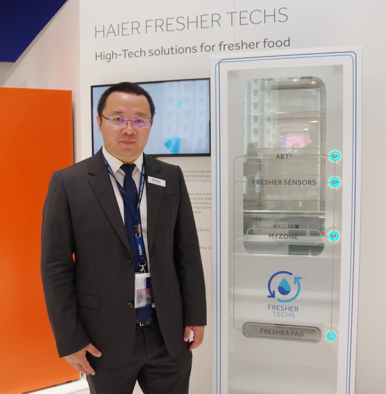 case study china s haier a Case flash forward: haier group baker brief update of key changes at a particular company covered in a related case study and ceo of china's haier.