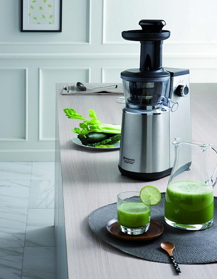Hotpoint Ariston Slow Juicer Hd Line : ????????????? Hotpoint-Ariston: ?????? ????, ?????? ??????? - ?????? SJ 4010 AXO ?? ????????? HD ...