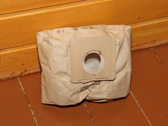 Как сделать мешок для пылесоса 196